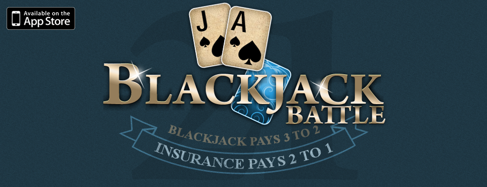 Blackjack Battle Logo