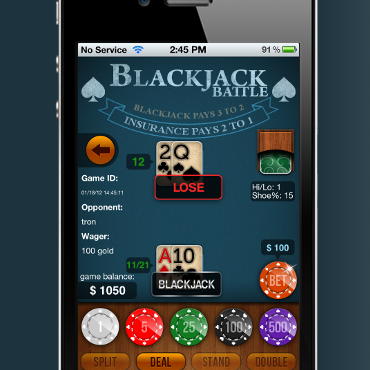 Blackjack online with friends free